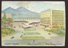 Naples Unposted Printed Collectable Italian Postcards