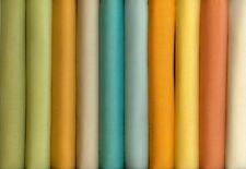 Moda Bella Solids Warm Pastels Solids By Moda Fabric 10 Fat Quarters 100% Cotton