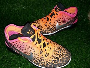 WOMENS NIKE FREE TR FIT 5 RUNNING TRAINERS SIZE 4.5 UK WORN TWICE