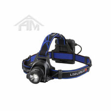 LED LENSER AA Battery Camping & Hiking Head Torches