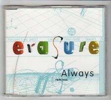 (HC437) Erasure, Always: Remixes - 1994 CD