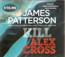 James Patterson - Kill Alex Cross (5xCD A/Book 2011) *NEW/SEALED* Alex Cross #18