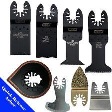 8 Saw Blade Oscillating Multi Tool Black & Decker Fein Dewalt Craftsman Makita