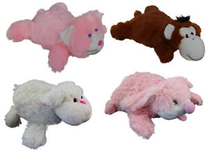 Cute Animal Small Padded Hot Water Bottle