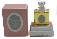 CHRISTIAN DIOR Vintage Rare Diorissimo Boxed Pure Parfum Perfume 15ml