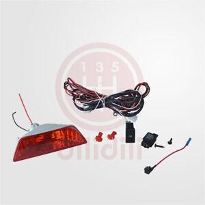 Rear Tail Bumpe Fog Light Lamps for Suzuki S-Cross