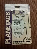 #9191 Boeing 767 Gimli Glider Aircraft SkinPlane Tag / Planetags