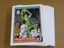 2015 Panini DONRUSS SOCCER BASE LOT OF 25 CARDS FERNANDO MUSLERA #37