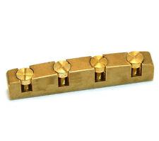 BN-0889-008 ABM 6240 Adjustable German Bell Brass for Gibson Bass Nut