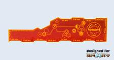 Micro Art Studio BNIB-Infinity gama Tarjeta Cm Naranja (1)