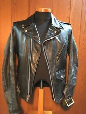 Free shipping SCHOTT N.Y.C USA 618 MOTORCYCLE JACKET 36 613 PERFECTO