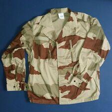 Veste de treillis F2 armée française camouflage DAGUET désert taille 104M NEUVE