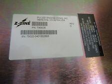 Pulizzi Engineering Z-Line Power Controller, Model: T9092B.  Unused Open Box  <