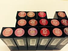 Loreal Paris Studio Secrets Lipstick new great selection of 15 colours