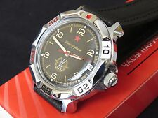 Russian military watch VOSTOK. Komandirskie 431296