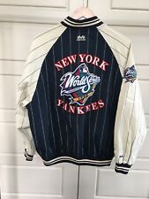 Vintage Yankees World Series Jacket Mirage 1998