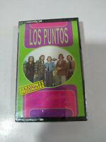 Los Puntos Grandes Exitos - Cinta Cassette Nueva