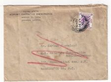 1940 Hong Kong, Mission to China, Shameen Canton, to Washington Dc
