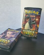 Pokemon Trading Card Game - Hidden Fates - 1x English Sealed Booster Pack