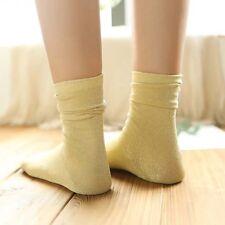 Women Boot Socks Stockings Casual Long Sock Christmas Best Gift SL