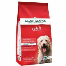 Arden Grange Adult Chicken Dry Dog Food 12kg