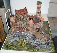 "Hausser/Elastolin 9747 40mm/4cm ""The Brown Castle"""