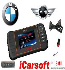 Valise Diagnostic BMW et Mini OBD2 en francais- iCarsoft BM II