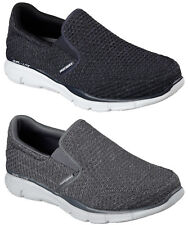 Skechers Men's Sporty Comfort Moccasin Shoe, Slip On. 52745 Equalizer-Slickster