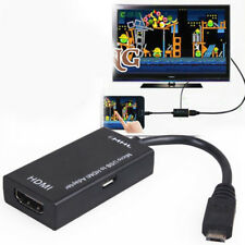 USB 2.0 Mini Micro Mhl a Cable HDMI HD 1080P para Samsung Galaxy S2 para Android