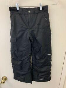 Columbia Bugaboo Omni-Heat Omni-Tech Ski Snow Pants Kids Youth Small
