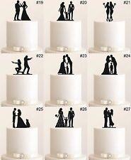 nicht personalisierte tortenfiguren f r hochzeiten ebay. Black Bedroom Furniture Sets. Home Design Ideas