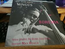 Charles Mingus ‎– Mingus At The Bohemia  Debut Records ‎– DEB 123 2015 NEW