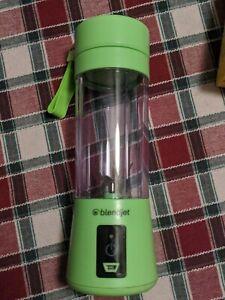 BlendJet Portable Blender Green Single Serving