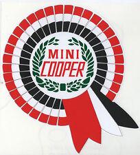 Classic BSCC Mini Cooper Graphic UK Supplier