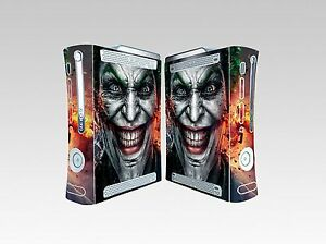 Joker 250 Vinyl Decal Cover Skin Sticker for Xbox360 Console