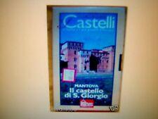 VHS=MANTOVA IL CASTELLO DI SAN GIORGIO=I CASTELLI D'ITALIA E I PIU GRANDI D'EURO