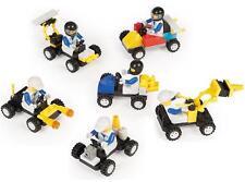 12 Race Car Building Block Brick Kit Vehicle lego-Theme Party Favors Lot