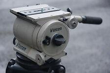 Vinten Vision 20 Tripod, Spreader, Dolly, Wheels, Heavy Duty Sachtler