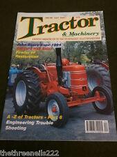 TRACTEUR & MACHINES-John Deere expo-avril 1995, vol. 6 # 1