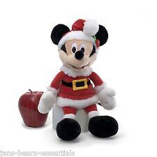 "Gund - Disney - Mickey Mouse Christmas - 11"""