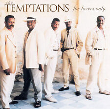 THE TEMPTATIONS: FOR LOVERS ONLY  (CD)