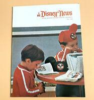 Vintage Disney News Magic Kingdom Club Magazine Fall 1970 Disneyland