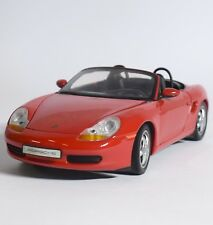 UT Porsche Boxster Cabriolet / Sportwagen in rot lackiert, 1:18, OVP, K014