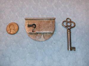 Furniture Door Drawer Dovetail Lock Small NOS