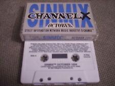RARE PROMO Sinmix CASSETTE TAPE Slick Rick Cranberries Method Man Beastie Boys !