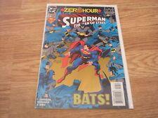 Superman The Man of Steel #37 (1991 Series) Dc Comics Vf/Nm