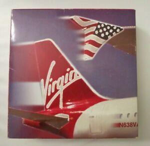 Gemini Jets Virgin America Airbus A320 - N625VA - 1/400 - GJVRD320