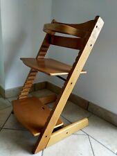 STOKKE TRIPP TRAPP sedia bimbo vintage chair children con accessorio