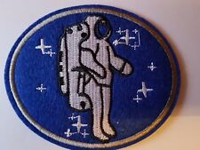 Astronaut Spaceman Iron On patch Sew On transfer - Brand New