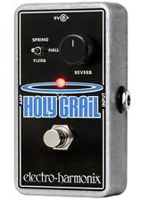 New Electro-Harmonix Holy Grail Reverb Guitar Effects Nano Pedal EHX